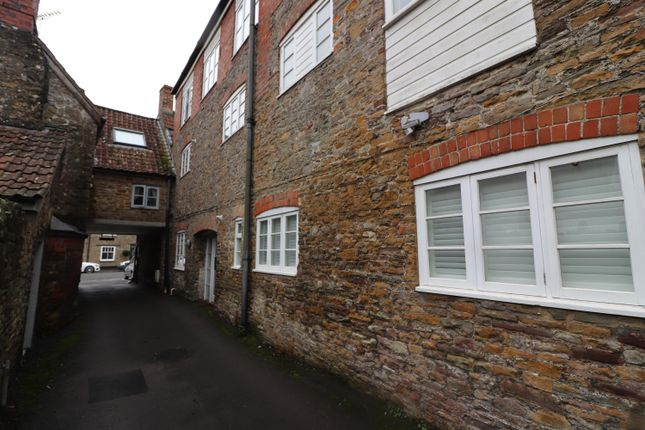 Thumbnail Flat for sale in High Street, Wickwar, Wotton-Under-Edge