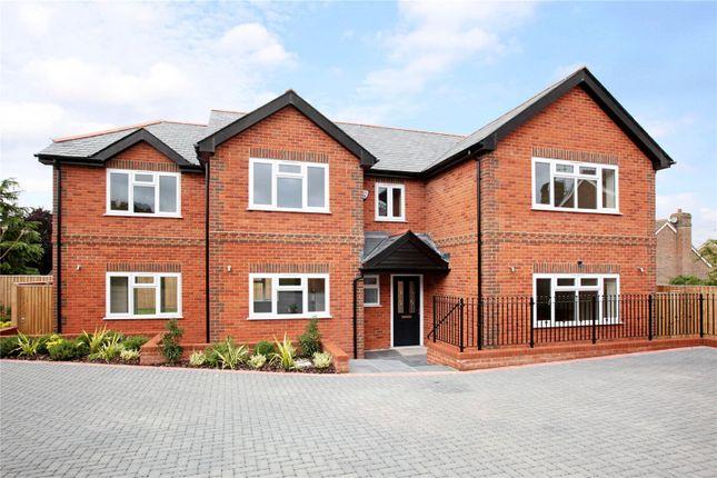 Thumbnail Detached house for sale in Upper Eddington, Hungerford, Berkshire