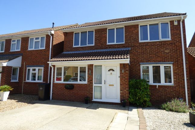 Thumbnail Detached house for sale in Jowitt Avenue, Kempston, Bedford