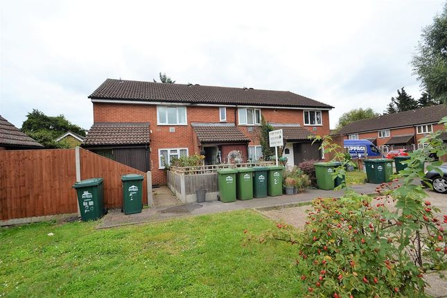 Thumbnail Maisonette for sale in Westland Close, Stanwell, Staines