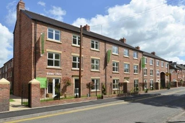 Thumbnail Flat for sale in South Street, Atherstone