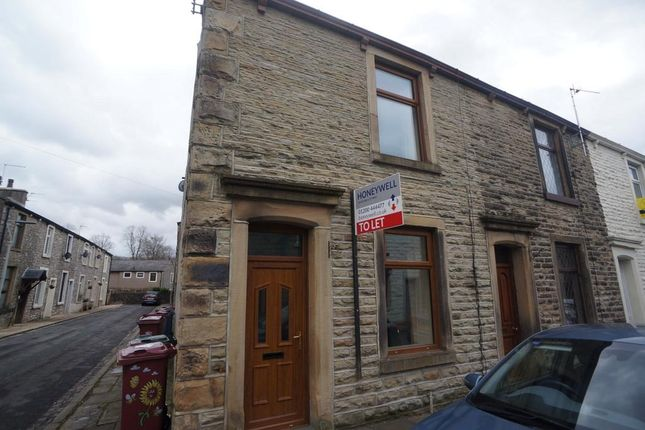 Thumbnail Terraced house to rent in Corporation Street, Clitheroe, Lancashire