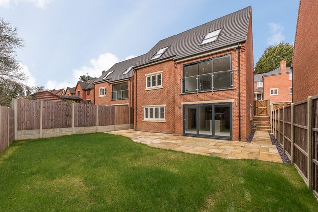 Rear View of Hightown Place, Banbury OX16