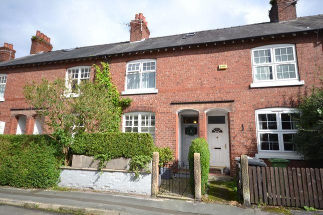 Thumbnail Terraced house for sale in Carlisle Street, Alderley Edge
