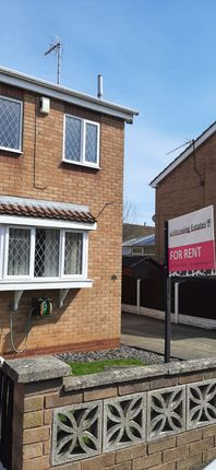 1 bed semi-detached house to rent in Middlegate Field Drive, Whitwell, Worksop S80