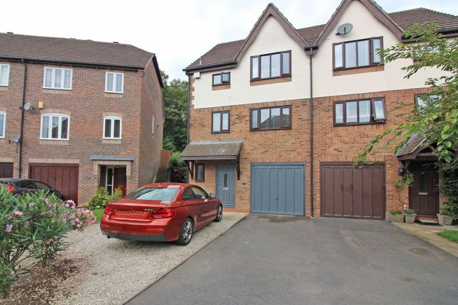 Thumbnail Town house for sale in Greyfriars, Bridgnorth
