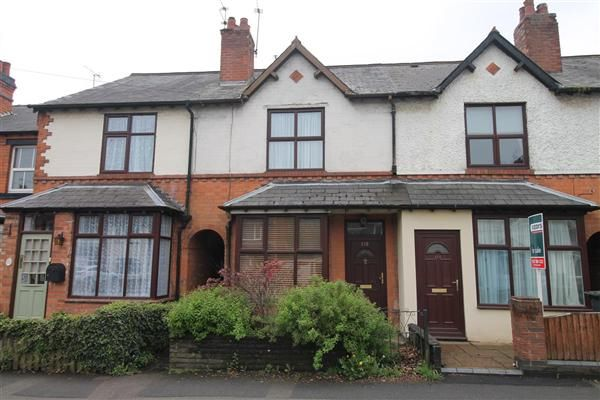Thumbnail Terraced house for sale in Birchfield Road, Headless Cross, Headless Cross, Redditch