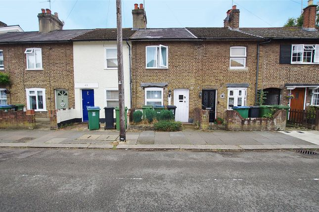 Thumbnail Terraced house to rent in Church Road, Watord, Hertfordshire