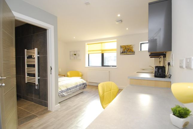 Thumbnail Flat to rent in Marvell Lane, Plymouth