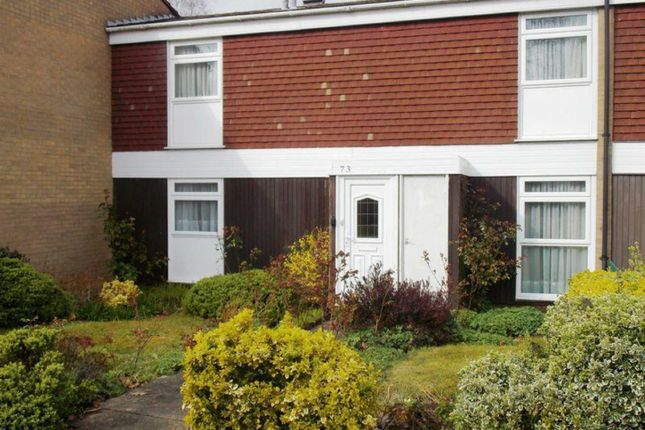 Thumbnail Terraced house to rent in Meadow Court, Droitwich
