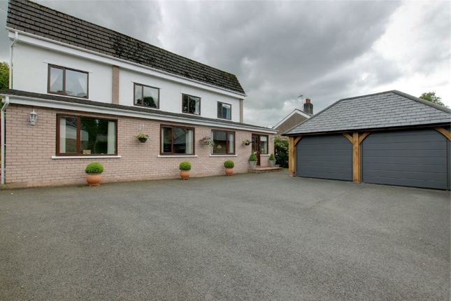 Thumbnail Detached house for sale in Rosewood House, Station Road, Brampton, Carlisle, Cumbria