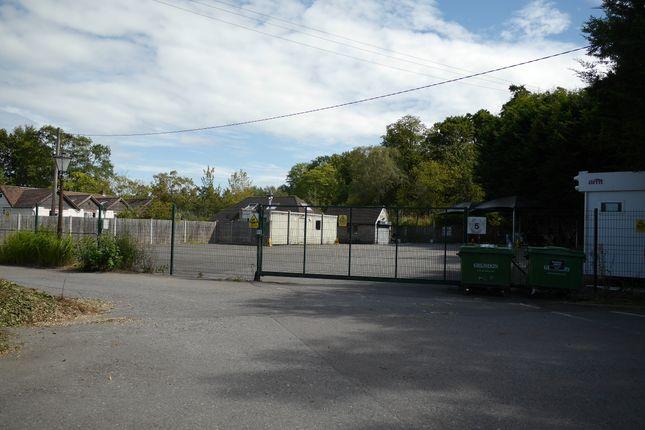 Thumbnail Land to let in Effingham Road, Copthorne