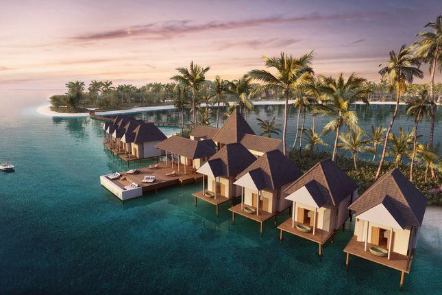 Thumbnail Villa for sale in Wv-23, The Kuda Villingill Resort, Maldives