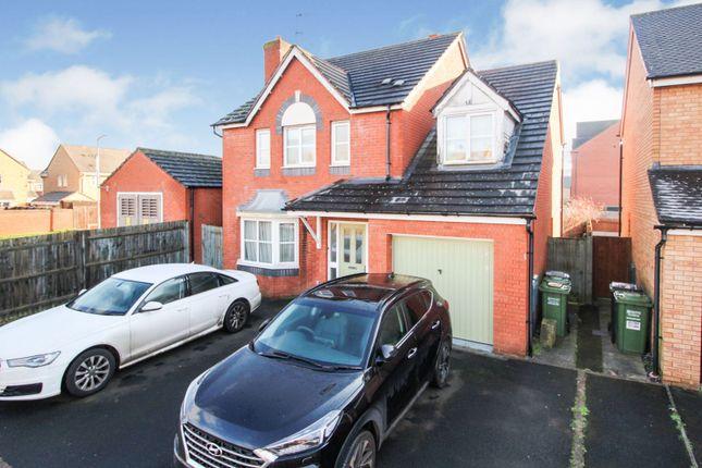 Thumbnail Detached house for sale in Alder Avenue, Waterside Grange, Kidderminster