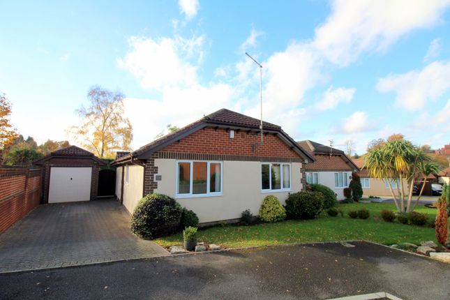 Thumbnail Detached bungalow for sale in Landers Reach, Lytchett Matravers, Poole
