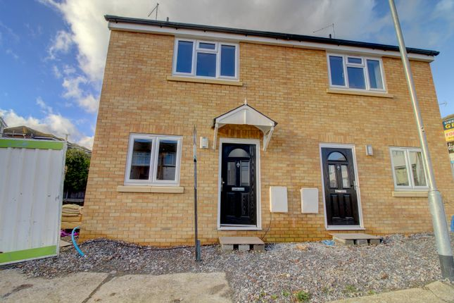 Thumbnail Semi-detached house for sale in Saffory Close, Eastwood, Leigh-On-Sea