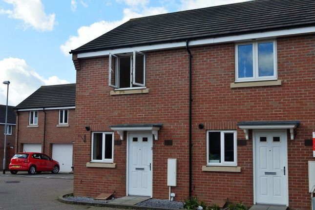 Thumbnail Terraced house to rent in Coldstream Court, Stoke, Coventry