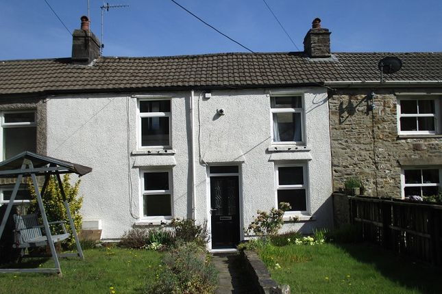 2 bed terraced house for sale in Pantteg, Ystalyfera, Swansea. SA9