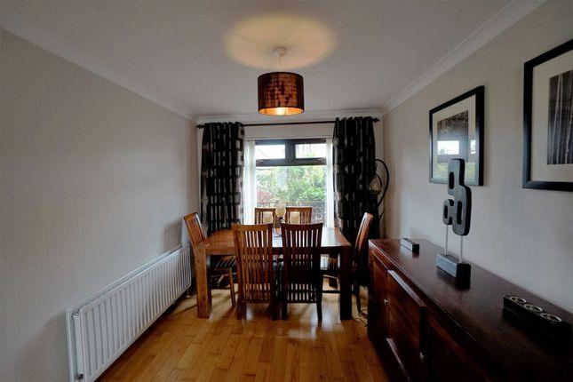 Dining Room of Hampton Park, Bangor BT19