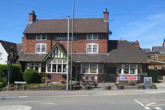Thumbnail Pub/bar for sale in Little Hallam Hill, Ilkeston