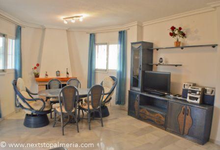 Dining Area of Urbanización Vera Mar 6, Vera, Almería, Andalusia, Spain