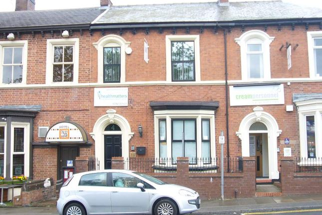 Office to let in 4 Victoria Square, Hanley, Stoke-On-Trent, Staffordshire