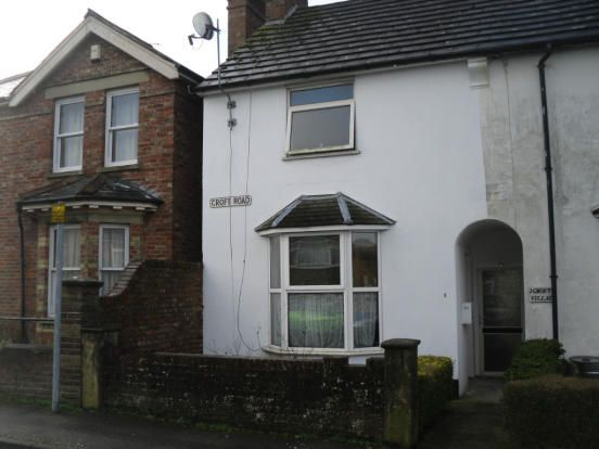 Semi-detached house to rent in Croft Villas, Ashford, Kent