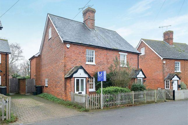 Thumbnail 3 bed semi-detached house to rent in Blackmans Lane, Hadlow, Tonbridge