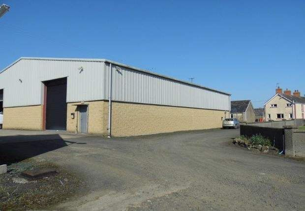 Thumbnail Warehouse for sale in Clonkeen Road, Randalstown, County Antrim