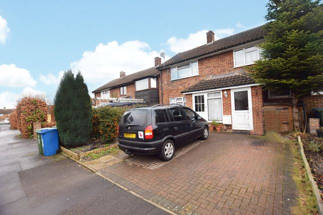 Thumbnail Terraced house to rent in Wilwood Road, Bracknell, Berkshire