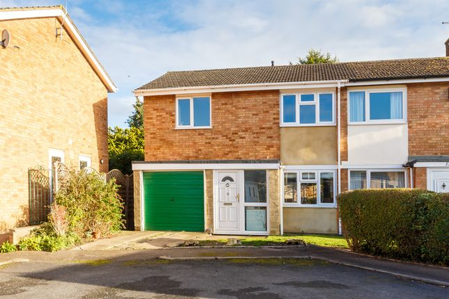 Thumbnail Semi-detached house for sale in St. Johns Road, Arlesey