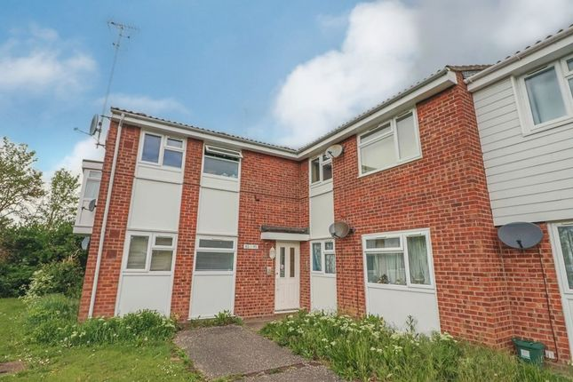 Thumbnail Flat for sale in Humber Road, Witham, Essex