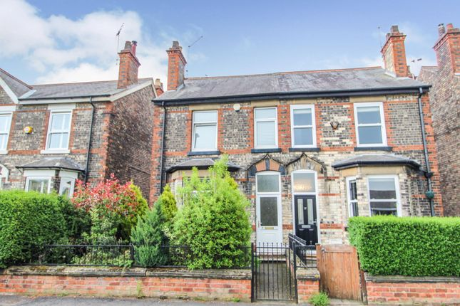 3 bed semi-detached house for sale in Doncaster Road, Selby YO8