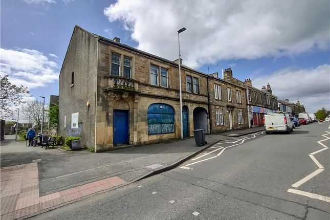 Thumbnail Commercial property for sale in Former Masonic Lodge, 100-102 East Main Street, Broxburn