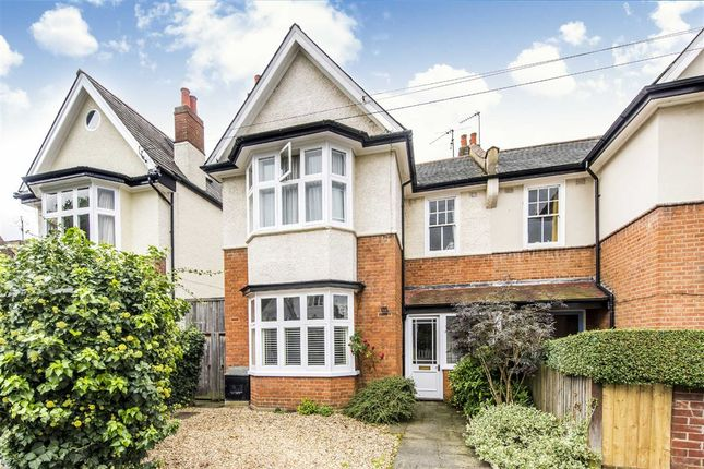 Thumbnail Property for sale in Leinster Avenue, London