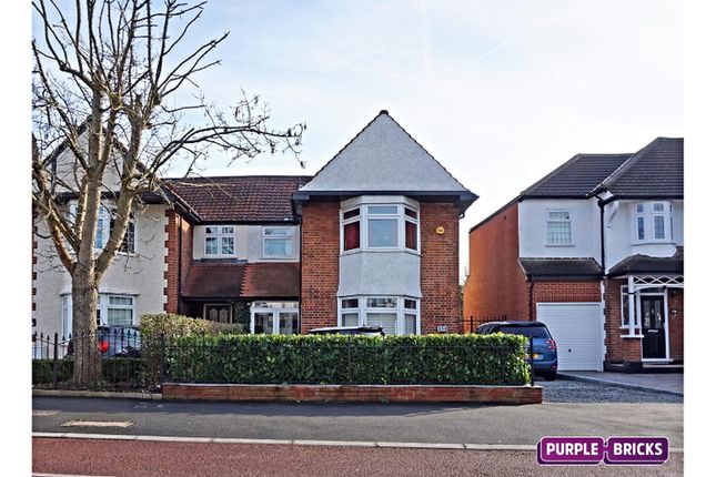 Thumbnail Semi-detached house for sale in Main Road, Romford