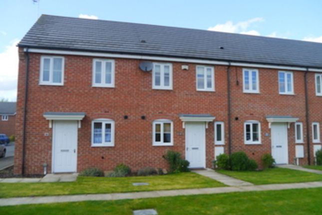 Thumbnail Town house to rent in 14 Widdowson Road, Long Eaton