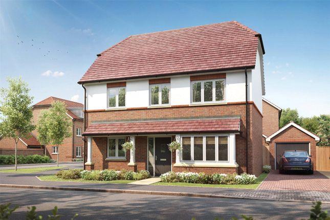 Thumbnail Detached house for sale in Montague Place, Keens Lane, Guildford, Surrey