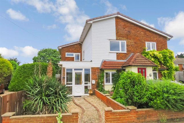 Thumbnail Semi-detached house for sale in Cambridge Road, Langford, Biggleswade