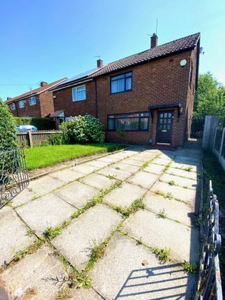 Semi-detached house for sale in Spa Crescent, Little Hulton, Manchester