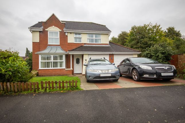 4 bed detached house for sale in Tutor Bank Drive, Newton-Le-Willows WA12