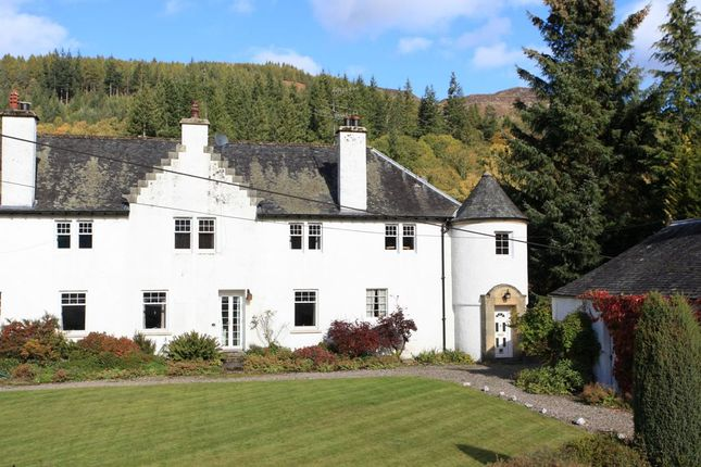 Thumbnail Duplex for sale in Dunira, Comrie