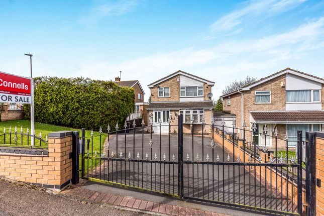 3 bed link-detached house for sale in Tavistock Drive, Evington, Leicester