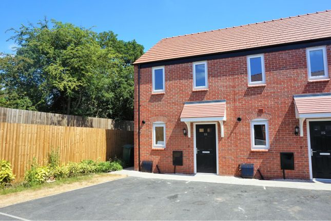 Thumbnail End terrace house for sale in 23 Crawley Way, Chellaston