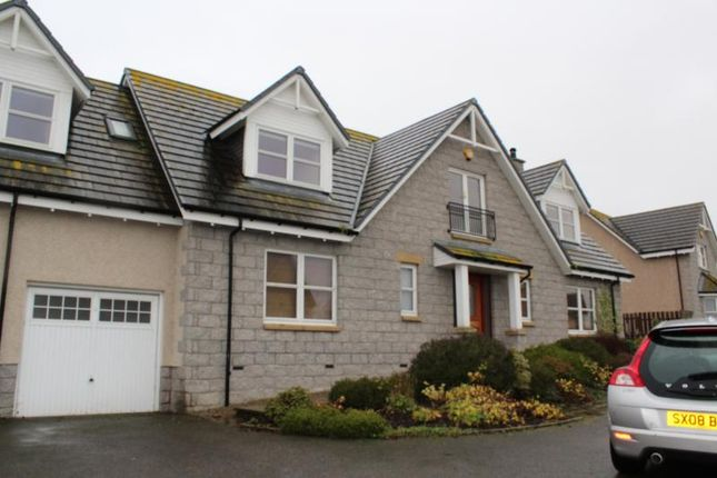 Thumbnail Detached house to rent in Bennachie Rise, Alford