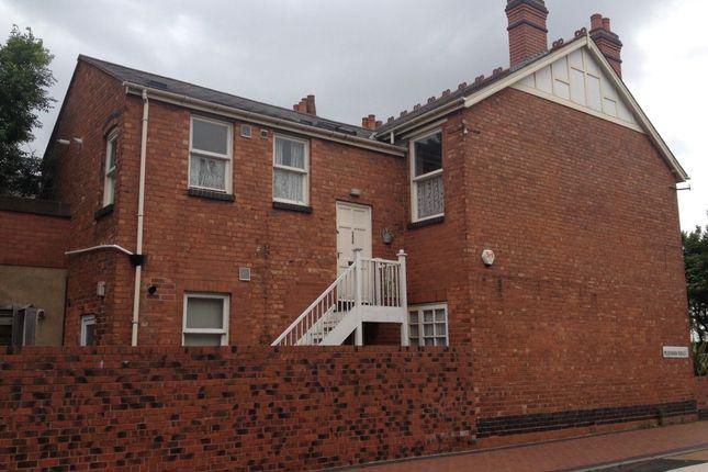 Thumbnail Flat to rent in Waterloo Road, Smethwick