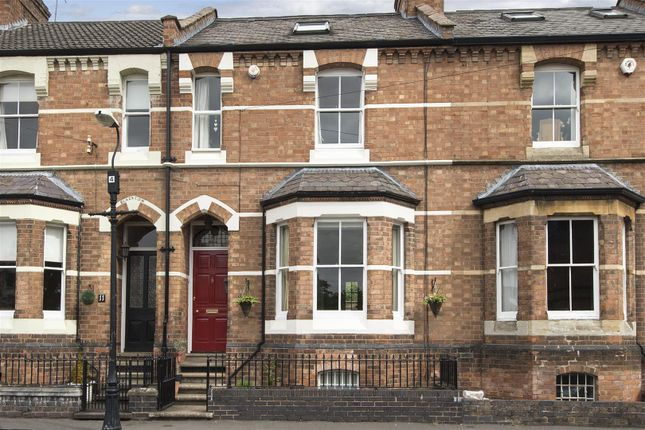 Thumbnail Terraced house for sale in Hyde Place, Leamington Spa, Warwickshire