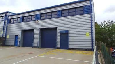 Thumbnail Light industrial to let in Units 1-4, Kingfisher Business Centre, Henwood, Ashford, Kent