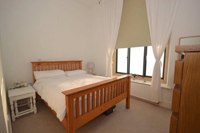 Master Bedroom of Mount Dinham Court, Exeter, Devon EX4