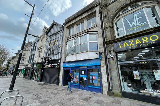Thumbnail Retail premises to let in Duke Street, Cardiff